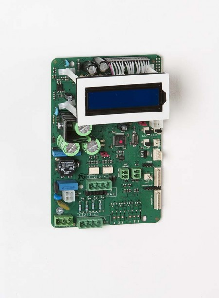 D2 warewasher dosing pump board