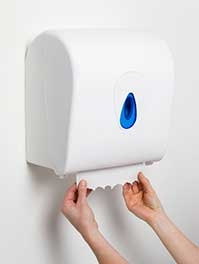 Autocut Hand Towel Dispenser
