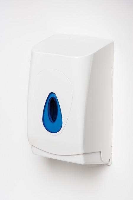 Multiflat toilet paper dispenser 2