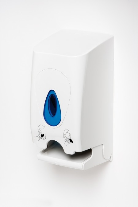 Brightwell Dispensers\\\' twin toilet roll dispenser