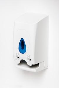 Brightwell Dispensers\\\' twin toilet roll dispenser