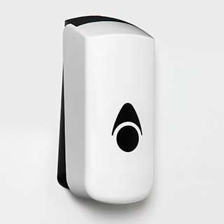 Myriad Multiflex soap dispenser
