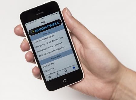BrightLogic iPhone app