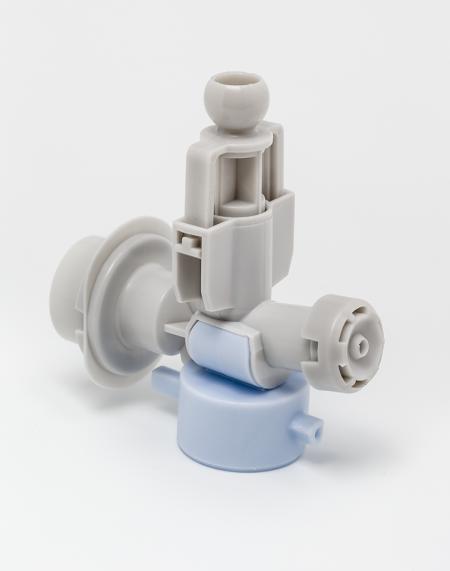 MultiFlex soap dispenser liquid pump